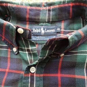 R.L.Polo button-down shirt